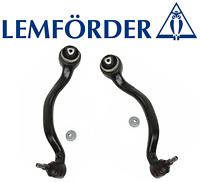 OEM Front Lower Control Arm Forward Set Left & Right Lemforder BMW X5 X6 07-14