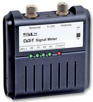 TV SIGNAL METER Aerial & Satellite Equipment Aerials/Antennas/Dishes, TV
