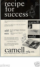 1956 PAPER AD Toy Carnell Co Dragnet Jack Webb Gun Pistol Holster Set