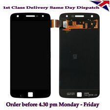 Negro Motorola Moto Z jugar Droid XT1635-01 02 Display LCD Pantalla Táctil Digitalizador