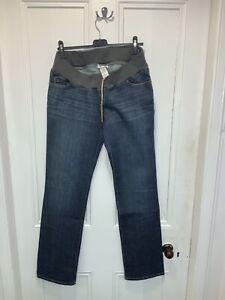Maternity Jeans Size 6 Brand New Leg 32