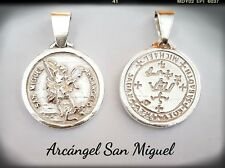 SAN MIGUEL SILVER ARCANGEL PLATA ARCHANGEL SAN MIGUEL PLATA, COLGANTE SAN MIGUEL
