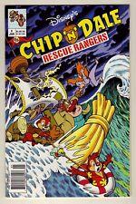 Chip 'n' Dale Rescue Rangers #8 - Jan. 1991 Disney - TV show - Very Fine (8.0)
