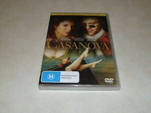 Casanova -  DVD - Region 4 - New