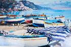 Howard Behrens, Memories of Italy, SOHO Editions, Fine Litho Print,1993, 36x24