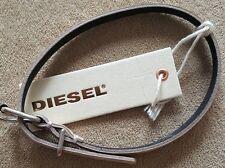 Diesel accessoires en cuir. sample. Neuf.