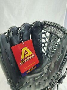 "Akadema Fast Pitch Softball Glove 12"" ABJ74 Left Hand Thrower LTH Brand New"