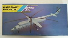 Giant Soviet Helicopter Playfix Kits Nr. 670 Model Kit Mil Mi-6 1:100 RAR DDR