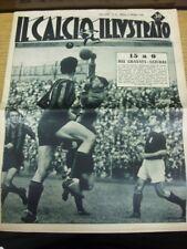 13/05/1948 Italy v England [In Torino] - Il Calcio Illvstrato Newspaper, Preview