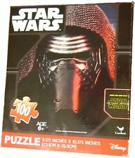 Star Wars Kylo Ren Disney 24 Piece Puzzle By Cardinal 2015 New