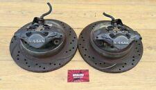 NISSAN 300ZX Z32 TWIN TURBO REAR BRAKE CALIPERS & DISCS **S14**R33**S13**