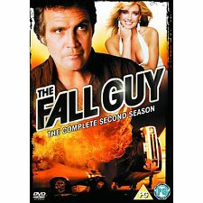 The Fall Guy - Complete Season 2 (Series Two) Box Set Collection | New | DVD