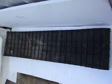 "Vintage John Deere Scorpion Snowmobile Rubber 15"" Track 47L Lug Massey Fergusson"