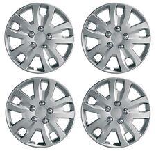 "Set o4 Gyro Wheel Trims Hub Caps 14"" Covers fit Renualt Clio Twingo Megane"