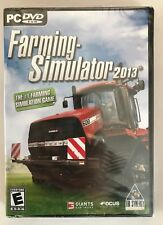 Farming Simulator 2013 (PC, 2012) - Sealed box - Free Shipping!