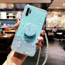 Pretty With Stand Holder Phone Cases Socket For Samsung Galaxy Note 10 S10 S9