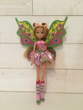 Winx Club Doll Flora Believix