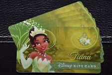 NEW 2016 Disney Gift Card A Royal Debut Tiana Design Celebrates Princesses