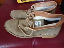 g-star raw unisex  suede boots size 7 excellent condition