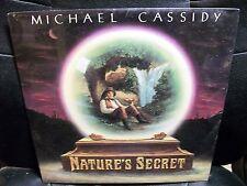 Michael Cassidy Nature's Secret sealed 1977 lp