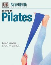 Pilates (DK Secrets Of...),Cathy Meeus,Good Book mon0000093380