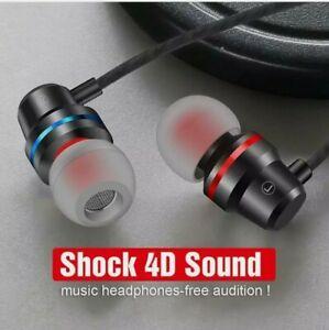 For Huawei Type C USB-C Earphones Stereo Headphones For P40 Mate 20 P30 Pro