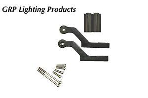 """Defender LED Light Bar Brackets 52"""" 90/110 M6"""