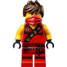 "LEGO Ninjago 70756 ""Red Kai "" Minifigure  NINJA NEW 2015 D31"