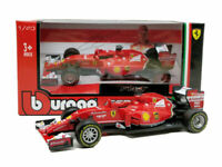 BBURAGO 1:43 2014 FERRARI FORMULA 1 F1 F14T #7 Kimi Raikkonen Model CAR WITH BOX