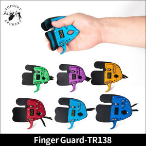 Topoint Finger Tab For Target Recurve Bow Target Shooting
