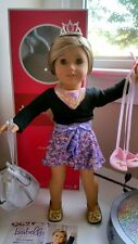 American Girl ISABELLE Doll 2 ballet outfits Marisol Spotlight Stage Tutu Lot