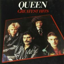 Queen Greatest Hits Music CDs