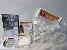 Ameda Brest Pump Replacement Bottles And Accessories New