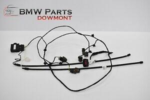 BMW X3 F25 X4 F26 PDC Kabelbaum Rear Wires x4 Sensors Smart Opener Module Origi.
