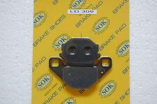 REAR BRAKE PADS fits KAWASAKI KX 125 250 500, 86-88 KX125 KX250 KX500
