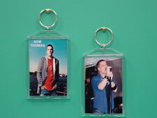 Rob Thomas - Matchbox 20 - with 2 Photos - Designer Collectible Gift Keychain