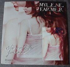 Mylene Farmer, c'est une belle journée, Maxi Vinyl picture disc neuf