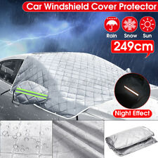 Auto Car Windshield Snow Sun Cover Ice Dust Frost Winter Protector Truck SUV