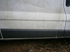 Genuine Vauxhall Vivaro Un Côté Passager Porte Coulissante Centre Moulage 91165733