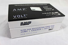 AMP1 VOLT1 Mobile Power Pack by Volt2 Recharges Phones or Even Your Car! NEW~!!