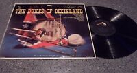 "Dukes of Dixieland ""At The Jazz Band Ball"" RCA VICTOR LPM-2097 LP PETE FOUNTAIN"