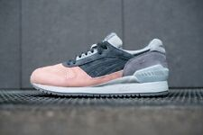 ASICS Gel Respector Japanese Gardens - Grey Pink UK 10.5 US 11.5 (GEL LYTE III)