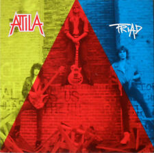 Attila - Triad (Vinyl)  Dutch 90's Metal ..new not sealed