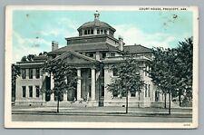 Nevada County Court House PRESCOTT AR Arkansas—Antique RPO 1936