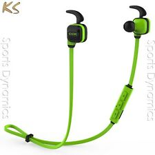 Bluedio CCK KS Stereo Bluetooth Wireless Sports Earphone Cordless Headphones Mic