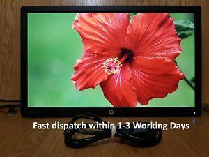 "HP 23"" inch IPS Full HD LED HDMI Display Port (DP) VGA USB Hub Widescreen"
