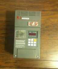 YASKAWA EMS K3A401 K3 SERIES ADJUSTABLE FREQUENCY DRIVE
