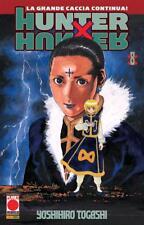 Yoshihiro Togashi HUNTER X HUNTER n. 8 TERZA RISTAMPA Panini