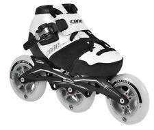 Powerslide Icon Jr adjustable speed skates fits sizes 1-4
