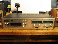 Vintage Technics by Panasonic Rs-858Us 8-Track 4ch Recording /Playback Deck Used